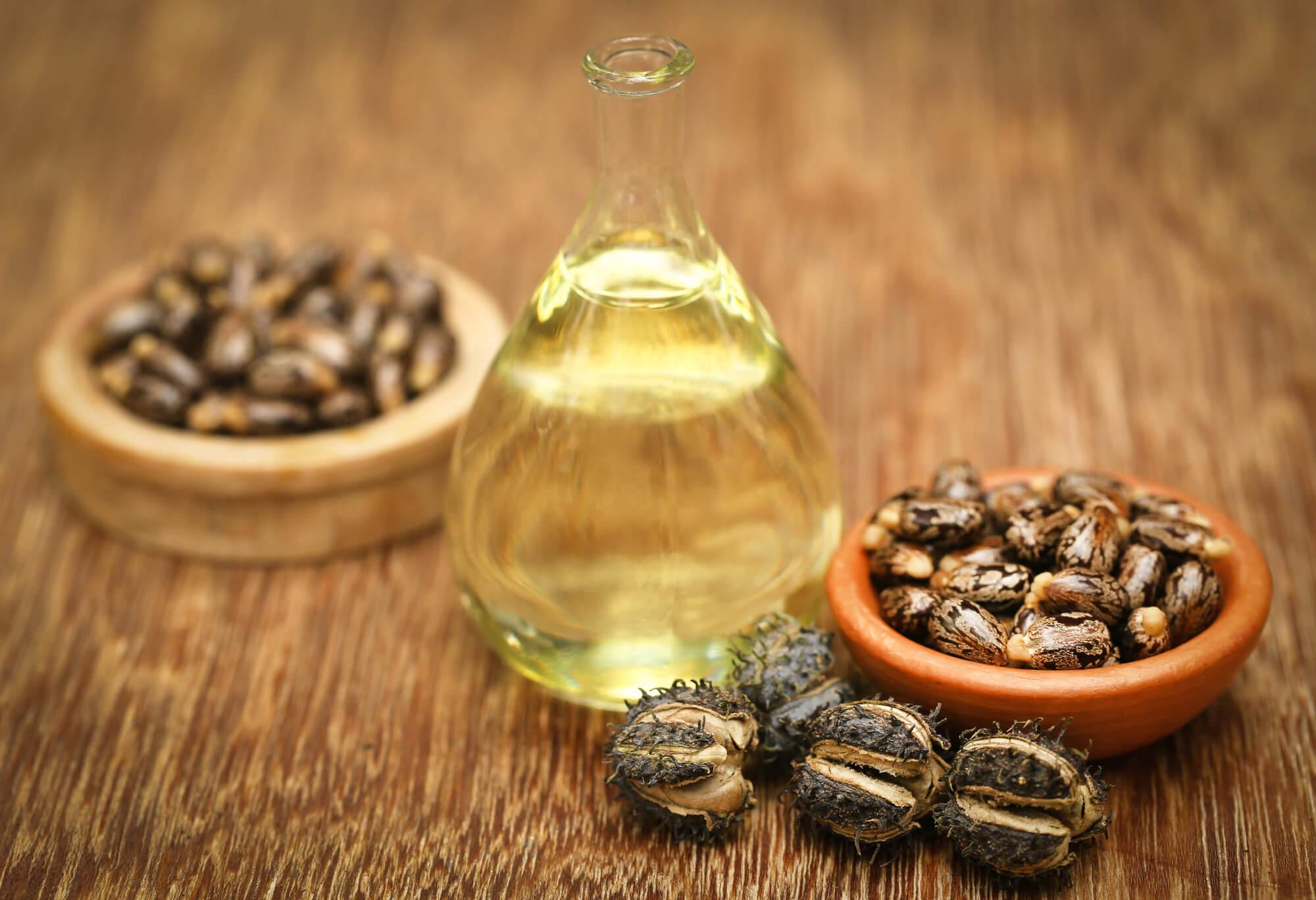 Castor olie som både sundheds- og skønhedsprodukt