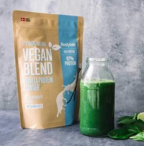 Bodylab Vegan Protein Blend - vegansk proteinpulver