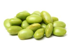 Vegansk proteinpulver af sojaprotein