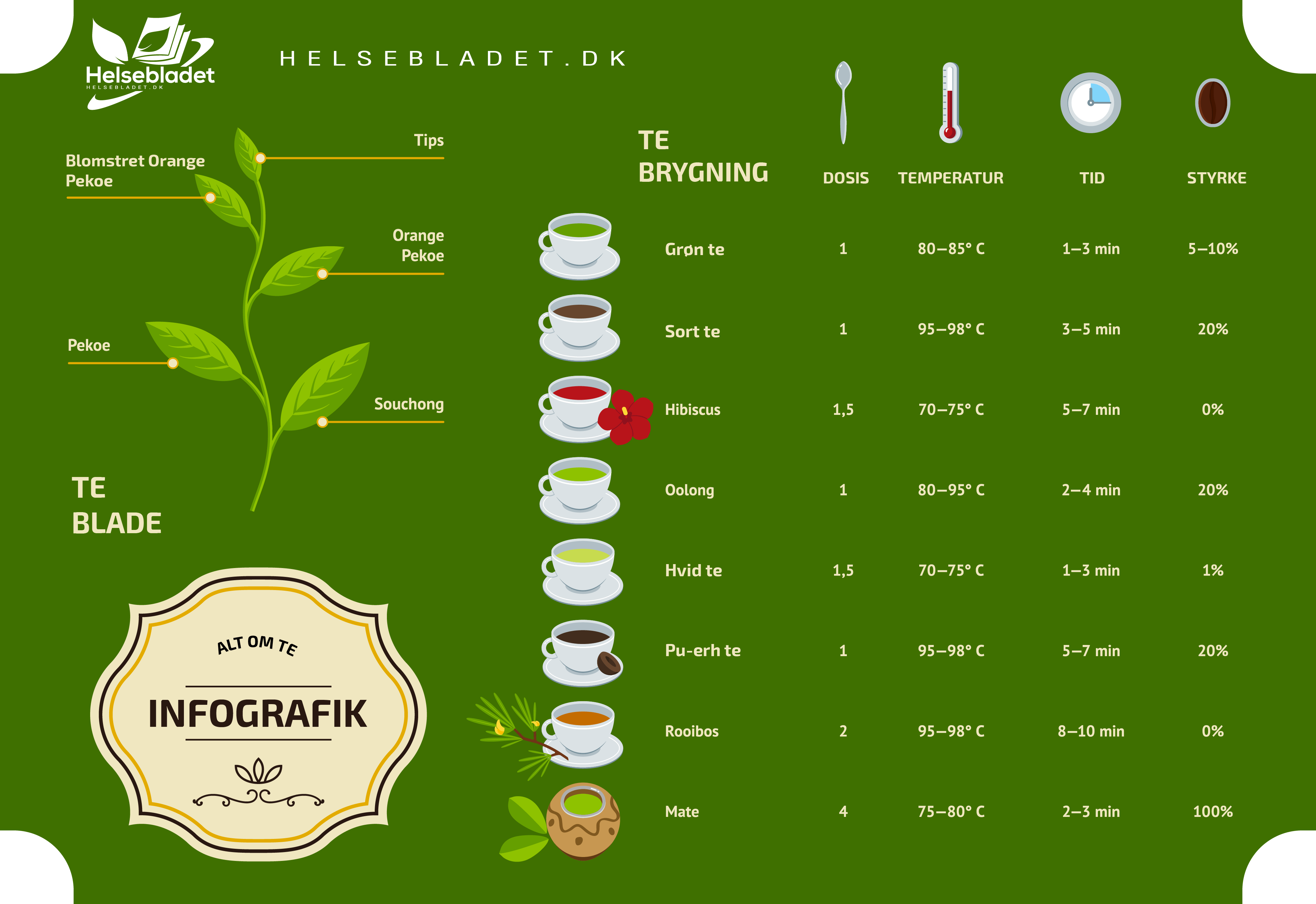 Te infografik