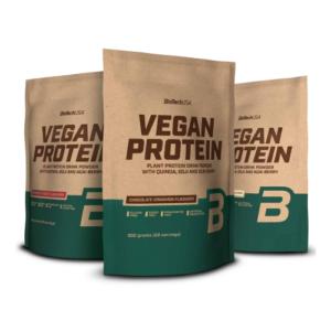 BioTechUSA Vegan Protein vegansk proteinpulver bedst i test
