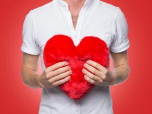 Cozy Heart Varmepude