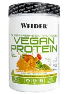 bodyman Weider Vegan Protein Mango