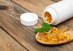 fiskeolie naturmedicin mod angst og stress - angstdæmpende naturmedicin