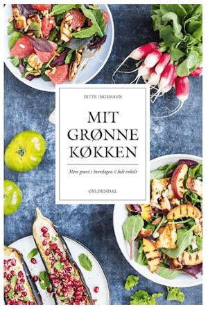 Mit grønne køkken vegetar kogebog
