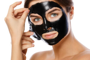 Peel off maske til hudorme