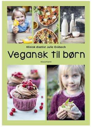 Vegansk til børn kogebog