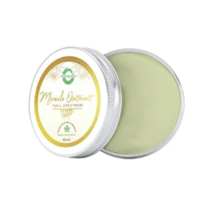 Raw Organics Mirakel Salve - CBD Creme