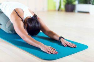 Bedste yogamåtte